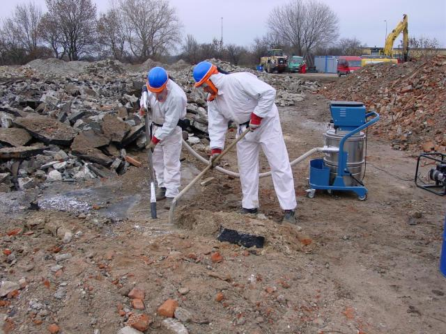 Asbestos And Hazardous Waste Disposal
